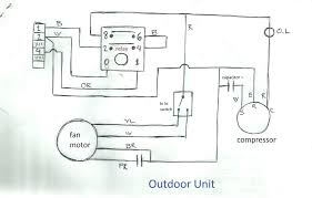 wiring 1ph ac unit component wiring ac unit wiring diagram for air wiring