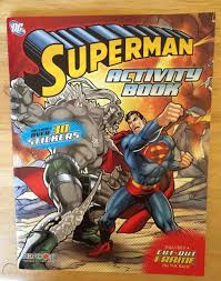 300 x 300 jpeg 29 кб. Lot Of 4 Superman Coloring And Activity Books By Dc And Bendon Unused 1727328193