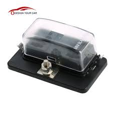 online get cheap atm fuse holder com alibaba group 4 way mini blade fuse box holder apm atm 5a 10a 25a for car boat marine