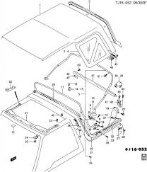 geo tracker top geo tracker body parts diagram sonny s stuff geo tracker top geo tracker body parts diagram