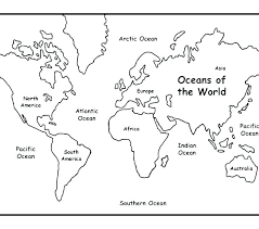 Coloring World Map Coloring Pages Printable High Definition Top