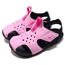 Details About Nike Sunray Protect 2 Td Psychic Pink Toddler Infant Sandals Shoes 943827 602