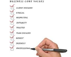 list of values for event planning business names makeup