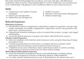 Phlebotomy Resume Templates Free Download Cable Technician Resume ...