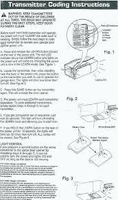 genie door opener parts garage door opener parts for home remodeling ideas luxury how to reset