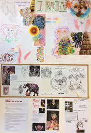 Art Portfolio Design Ideas
