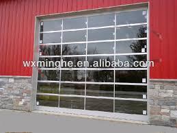 modern garage door commercial. Commercial Glass Garage Door/modern Aluminum Doors/aluminum Garag Door Double Modern