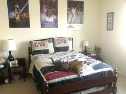 star wars bed set queen