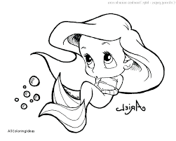 Cute Baby Disney Coloring Pages