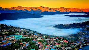 ASEAN Skyline - Hakha city in the winter is so lovely -... | Facebook