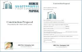 free printable bid proposal forms bid proposal forms aoteamedia com