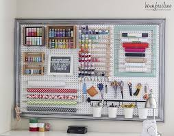 Craft And Sewing Room Storage And Organization  HGTVOrganize Craft Room