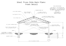 pole barn plans with material list steel truss modern house traintoball bathroom inspiration small homes building shed floor single story living quarters