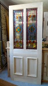 leaded glass exterior door inserts enthralling stained