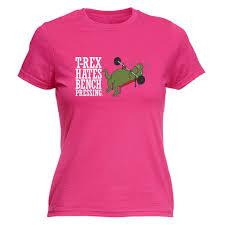 Bench T Shirt Design 123t Womens T Rex Hates Bench Pressing Weight Lifting Design Funny T Shirt 123t T Shirts Hoodies
