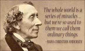 Hans Christian Andersen Quote
