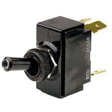 Lighted Toggle Switch Cole Hersee Lighted Tip Toggle Switch Spdt On Off On 5 Blade