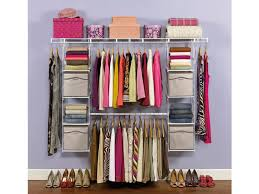rubbermaid closet helper max add on organizer you don t need mr big to get your dream closet
