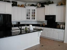 antique white kitchen ideas. Charming Antique White Kitchen Cabinets With Black Appliances M77 On Ideas