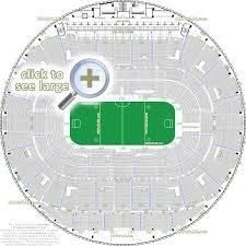 nll rush lacrosse interior information map find my seat arrangement area northlands stadium diagram edmonton rexall place seating chart