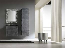 unique bathroom furniture. awesome unique bathroom interior design decorated with glaring tile beautiful modern grey wall classic mirr furniture