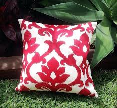 red outdoor cushions image 0 red outdoor cushions canada