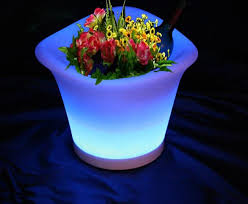 new lights led garden flower outdoor pots light flower pots for home and garden lighting amazing garden lighting flower