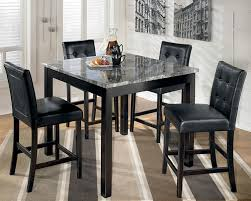 fancy black dining room table set 2 chic best 25 high ideas on