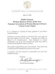 military connection awards recognition governor award