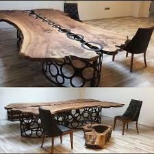 Find this Pin and more on cool wooden slab furniture too by sostewar.