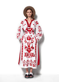 Wear ukrainian wife long