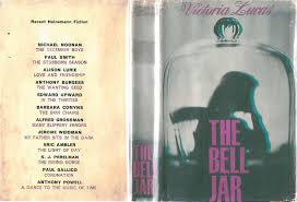 sylvia plath info sylvia plath did you know the front and rear covers of the bell jar heinemann 1963