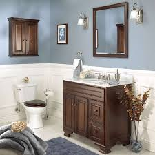 Dark bathroom vanity Vanity Ideas Dark Walnut Single Bathroom Vanity With Mirror Walmartcom Walmart Foremost Hawthorne 36 In Dark Walnut Single Bathroom Vanity With