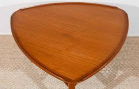 poul jensen guitar pick coffee table at 1stdibs