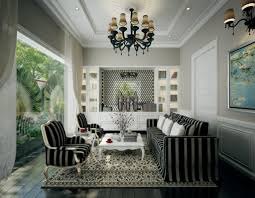 Living Room Design: Ipnosy Studio Contemporary Living With High Ceilings -  Lounge