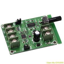 New High quality <b>1Pc 5V-12V DC Brushless</b> Driver Board Controller ...