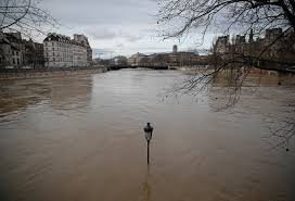 Image result for Paris on high alert as River Seine continues to rise.