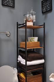 Wicker Basket Cabinet Bathroom Bathroom Storage Wicker Baskets