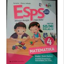 Penyebab orang tidak menyukai matematika adalah banyaknya rumus serta cara yang digunakan untuk menemukan kunci. Esps Matematika Sd Mi Kelas 4 K13n Shopee Indonesia