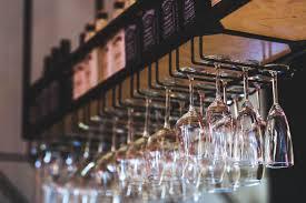 Kostenlose Foto Licht Wein Restaurant Bar Hängend