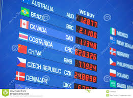 Money Exchange Rate Stock Image Image Of Czech Rate 14941023