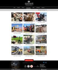 Design Utility Website Custom Website Design For A Utility Services Company