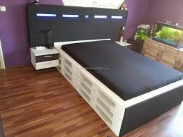 furniture made out of pallets. wooden pallet bed furniture made out of pallets