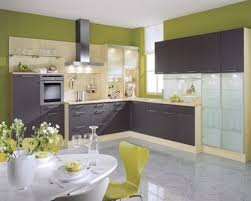 Small Kitchen Colour Kitchen Chic Small Kitchen With Granite Cabinets And Dark Color