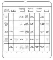 buick regal 2000 fuse box diagram auto genius buick regal 2000 fuse box diagram