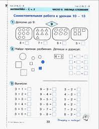 Математика Самостоятельные и контрольные работы для начальной  samraboty1klass 4 samraboty1klass 3 samraboty1klass 2 cкачать Математика Самостоятельные и контрольные работы для начальной школы 1 класс