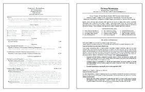 Examples Of Great Resumes – Lifespanlearn.info