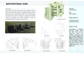 architecture design concept ideas. Wonderful Design Architectural Cube Transformation Concept Design Architecture Project Intended Architecture Design Concept Ideas L