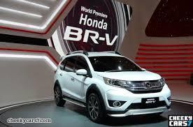 new car 2016 malaysiaThe new Honda BRV