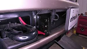 installation of the bulldog front winch wiring kit on a ford installation of the bulldog front winch wiring kit on a 2012 ford f 250 etrailer com